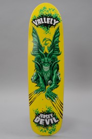 Plateau de skateboard Elephant skateboard-Jersey Devil Yellow 8.5x32-2017