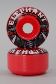 Elephant skateboard-Logo 58mm  103a-2017