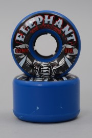 Elephant skateboard-Logo 62mm  97a-2017