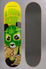 Plateau de skateboard Enjoi-Caswell Berry Wrestling Mask-INTP