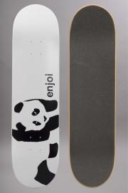 Plateau de skateboard Enjoi-Panda Logo Wide Whitey-2017