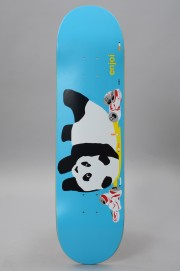 Plateau de skateboard Enjoi-Party Panda R7 Blue-2017