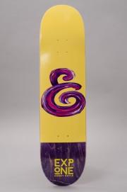 Plateau de skateboard Expedition-Deck Abstract Hoyle-2017