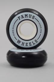 Famus-Wheel Noire 60mm-90a-2018