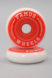 Famus-Wheel Rouge 80mm-84a-2018