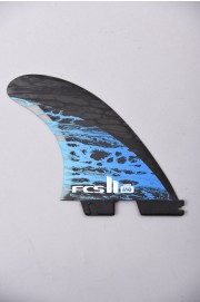 Fcs-2 Mb Pc Carbon Blue Large Tri Retail Fins-2018