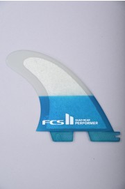 Fcs-2 Performer Pc Teal  Large Quad Retail Fins-2018