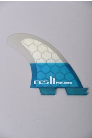 Fcs-2 Performer Pc Teal Medium Quad Retail Fins-2018