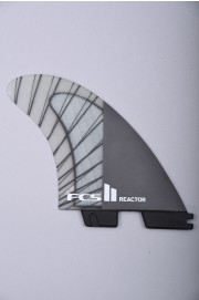 Fcs-2 Reactor Pc Carbon  Charcoal Large Tri Retail Fins-2018