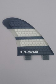 Fcs-V2 Pc Quad Fin Set-FW16/17