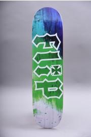 Plateau de skateboard Flip-Hkd Tie Dye Green 8.5-2018
