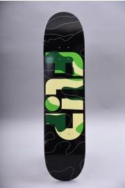 Plateau de skateboard Flip-Odyssey Camo Green 7.81-2018