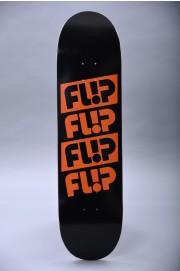 Plateau de skateboard Flip-Quattro Odyssey Black 8.45x32.15-2018