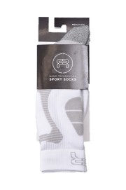 Fr-Nano Sport Socks White/grey-2018