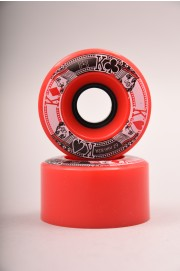 Fr-Street Kings 62mm-82a Red-2018