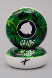 Gawds-Team Weed 60mm-90a Vendues Par 4-2017