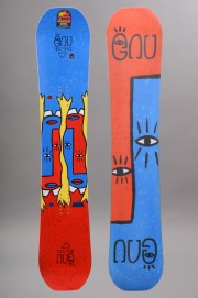 Planche de snowboard homme Gnu-Asym Fb Head-FW17/18