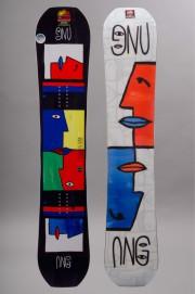 Planche de snowboard homme Gnu-Fb Head Space-FW16/17