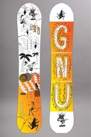 Planche de snowboard homme Gnu-Money C2e-FW17/18