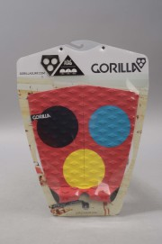 Gorilla-Ford Dots Red-SS14