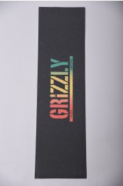 Grizzly-Grip T-puds Rasta Stamp-2018