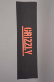 Grizzly-Stamp Print Orange-INTP