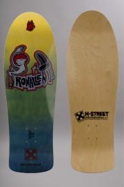 Plateau de skateboard H-street-Ron Allen No Scratch 80-2016