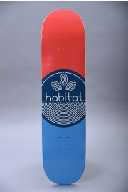 Plateau de skateboard Habitat-Leaf Dot Small 8x32-2018