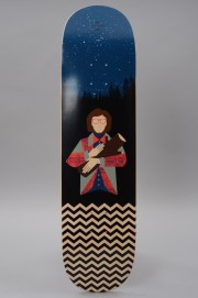 Plateau de skateboard Habitat-Log Lady 8.375x32.75 Twin Peaks-2017
