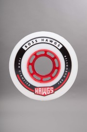 Hawgs-Boss 70mm-78a White (red Core)-2017CSV