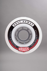 Hawgs-Boss 70mm-80a White (grey Core)-2017CSV