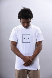 Tee-shirt manches courtes homme Huf-Box Logo-SPRING18