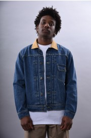 Veste homme Huf-Brooklyn Denim-SPRING18