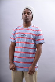 Tee-shirt manches courtes homme Huf-Golden Gate Stripe-SPRING18