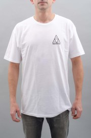 Tee-shirt manches courtes homme Huf-Pigpen Triple Triangle-HO16/17