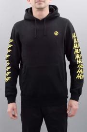 Sweat-shirt à capuche homme Huf-Shocker-SPRING17