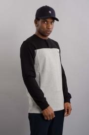 Tee-shirt manches courtes homme Huf-Tshirt Artie Henley-SUMMER17