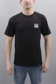 Tee-shirt manches courtes homme Huf-X Cliche Sammy Winter-SPRING17