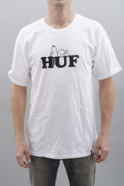 Tee-shirt manches courtes homme Huf-X Snoopy-HO16/17
