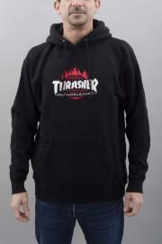 Sweat-shirt à capuche homme Huf-X Thrasher Tour De Stoops-FW16/17