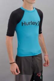 Hurley-O&o Neon S/s Rash-SS15