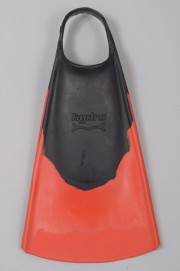 Hydro-Fin Black/red-SS15