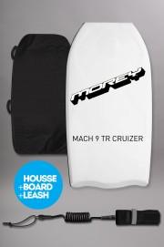 Hydro-Morey Mach 9 Tr Cruizer