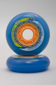 Hyper-Concrete+grip Sl Trans Blue/orange-INTP