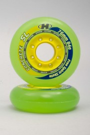 Hyper-Concrete+grip Sl Trans Green/yellow-INTP
