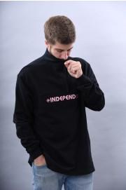 Independent-Bar 1/4 Zip Crew-FW18/19