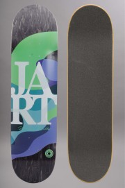 Plateau de skateboard Jart-Camo-2017