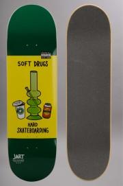 Plateau de skateboard Jart-Drugs Conflictive-INTP