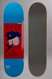 Plateau de skateboard Jart-Police Conflictive-INTP