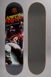 Plateau de skateboard Jart-X Anthrax Spreading The  Disease-INTP